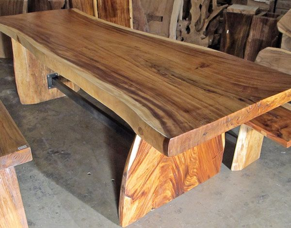 39 best Live Edge Furniture images on Pinterest