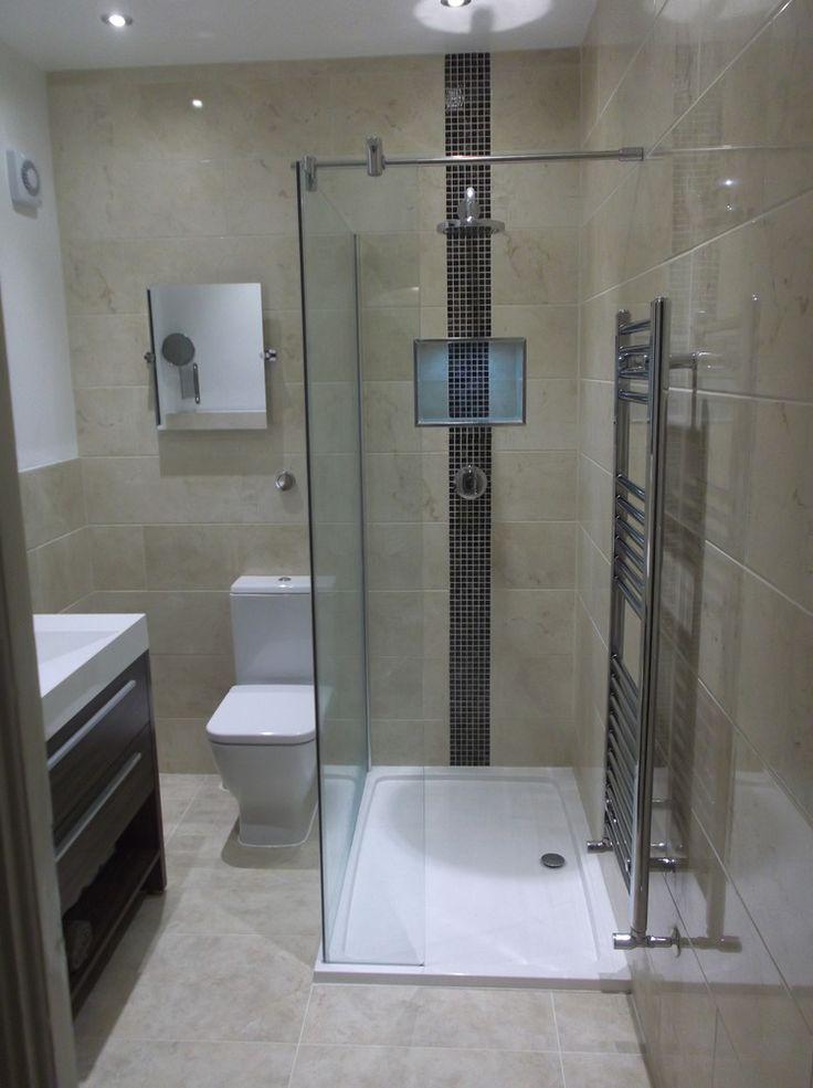 Bathroom With Shower Enclosure Glass Panels Make Your Home Design Dreams Come True