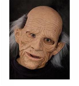 Geezer Old Man Mask - 166726 - Halloween Mask | trendyhalloween.com