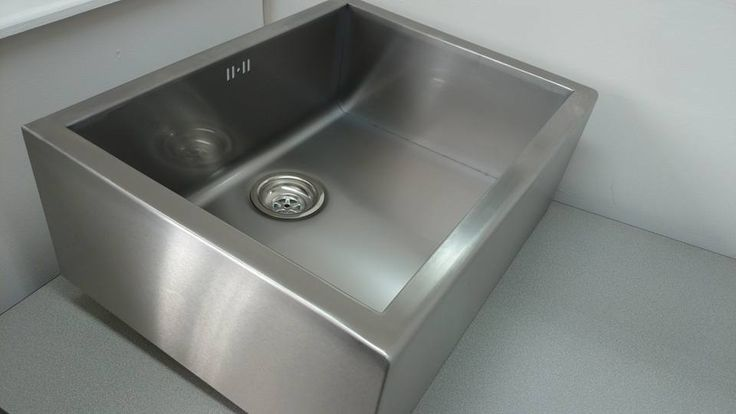 Belfast Sink Konzept : Best kitchen sinks images brushed stainless steel