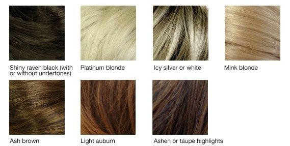 42 Best Hair Colors For Cool Tones Images On Pinterest