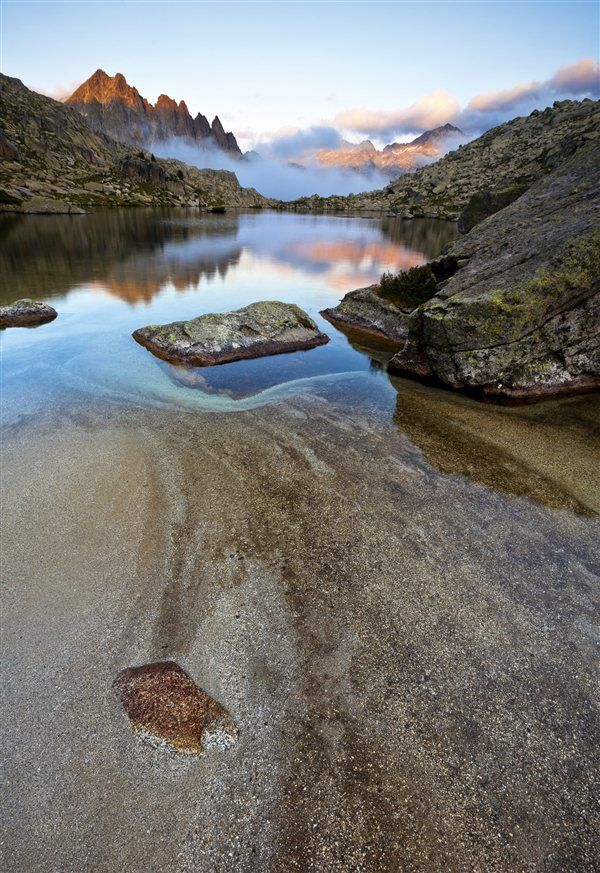 Lagunas de Boí...: Spain Gorka Lopez, Tumeneia De, De Baix, Lakes, Catalonia Spain, Ibón Tumeneia, Icons Nature, Aigüestort National, Nature S Rhythm