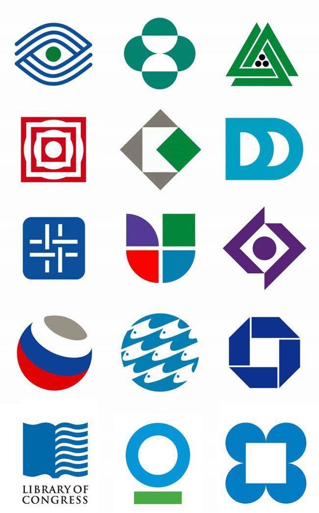 Chermayeff & Geismar logos