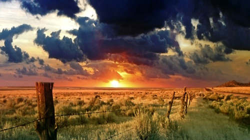 .: Photos, End Of Summer, Summer Sunsets, Nature, Deserts Sunsets, Beautiful, Sunris, Places, Country Life