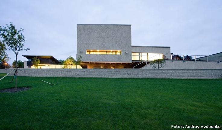 Casas naturalmente ultramoderna creada por el - Casa ultramoderna ...