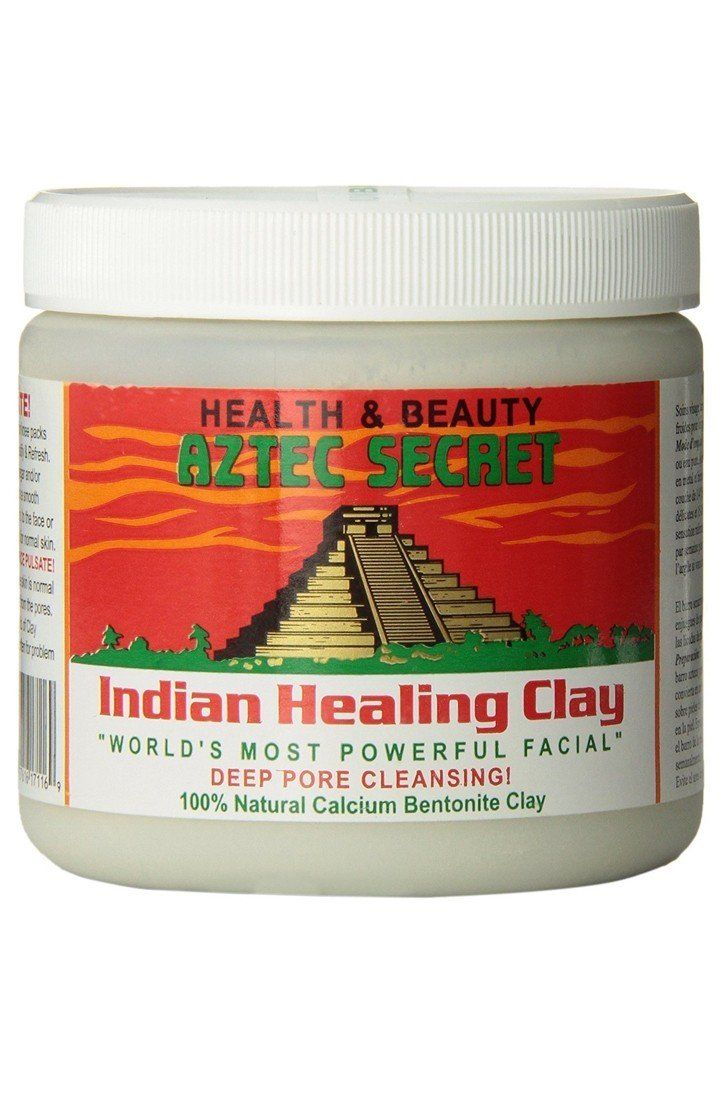 This 5 Clay Mask Is Amazon S No 1 Bestselling Beauty Item It S A Miracle Worker For Acne Indian Healing Clay Healing Clay Aztec Secret Indian Healing Clay