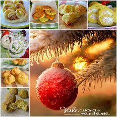 Ricette per antipasti facili e veloci per la vigilia di Natale tante idee veloci e sfiziose per antipasti per la sera di Natale, economici facili e golosi