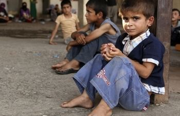 3,000 Yazidi Children Left Orphans After ISIS Rampage in Sinjar May 2016 - ABNA, Shia News