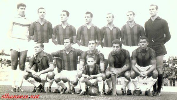 Team de 1961/62.