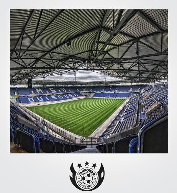 Schauinsland-Reisen-Arena | Duisburg | Club: MSV Duisburg | Zuschauer: 31.500 Plätze