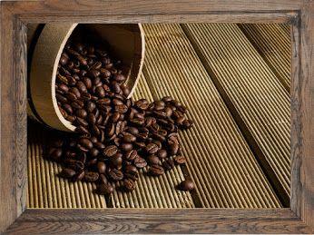 A może kawa? Taki obraz możemy wydrukować na płótnie lub oprawić w ramę. Zobacz nasze wydruki na http://bit.ly/rakbis A może w antyramie będzie wyglądać najlepiej.  #kawa   #antyrama   #rama   #obraz   #ramadębowa