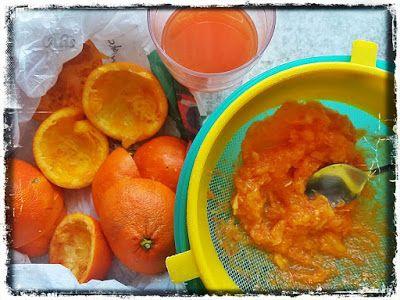 sok z mandarynki