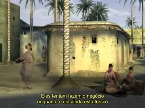 Civilizações   Suméria  O Jardim de Babel - MELHOR VÍDEO -