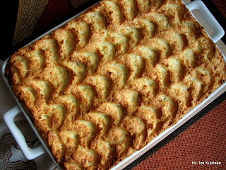 Smaczna Pyza: Zapiekanka - zgadnij, kotku, co mam w środku ? - http://smacznapyza.blogspot.com/2012/11/zapiekanka-zgadnij-kotku-co-mam-w-srodku.html