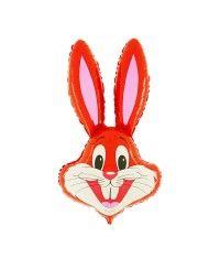 Tavşan KırmızıFolyo Balon 30''