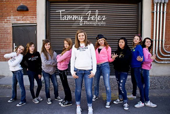 "13th Birthday ""Photo Shoot"" Party | Tammy Zelez Photography"