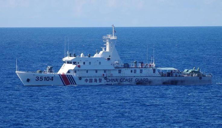 Quatro navios patrulha chineses entram em águas territoriais do Japão
