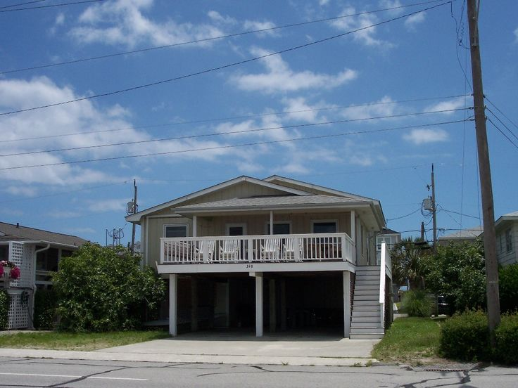 Wrightsville Beach Vacation Rental - VRBO 330779 - 5 BR Southern Coast House in NC, Best Family Vacation Cottage at the Beach in NC