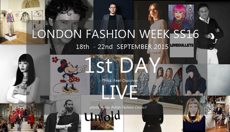 LONDON FASHION WEEK / LFW
