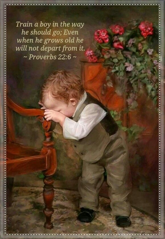 Proverbs 22:6.     ***THIS LOOKS EXACTLY LIKE MY OLDEST A N D MY YOUNGEST AT THAT AGE!!!   ♥A