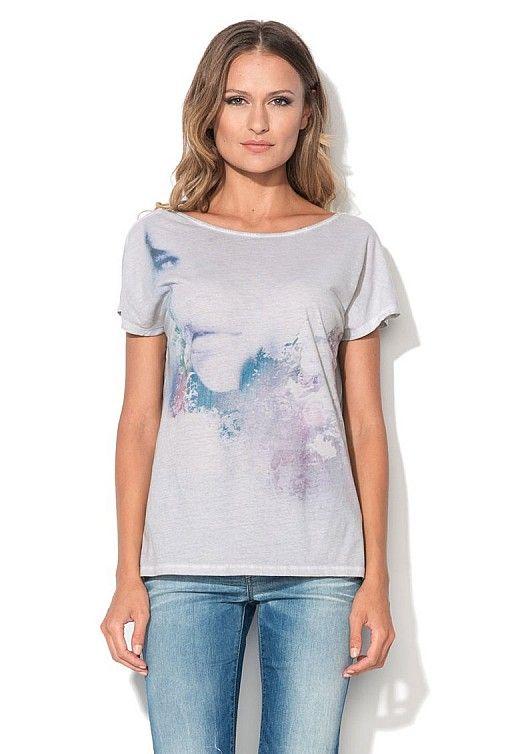 tricou cu imprimeu livy http://pretoferta.ro/tricou-cu-imprimeu-livy