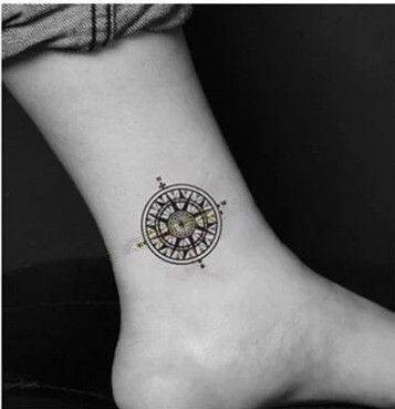 Temporary Tattoo Waterproof Stickers makeup