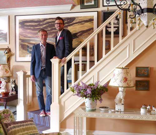 John Loecke And Jason Oliver Nixon Are The Dynamic Duo Behind North Carolina New