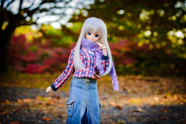 """Autumn   #smartdoll #スマートドール #白澤千歳 #ChitoseShirasawa"""