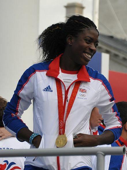 Christine Ijeoma Ohuruogu was born May 17, 1984 in Newham, East London to Igbo parents.