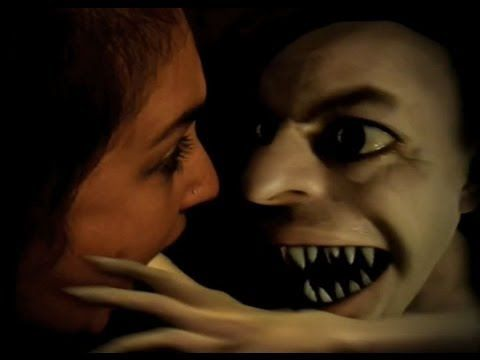 WARNING: NOT FOR THE VERY YOUNG. DISCRETION ADVISED. Short Scary Horror Film: Amy's Torch.