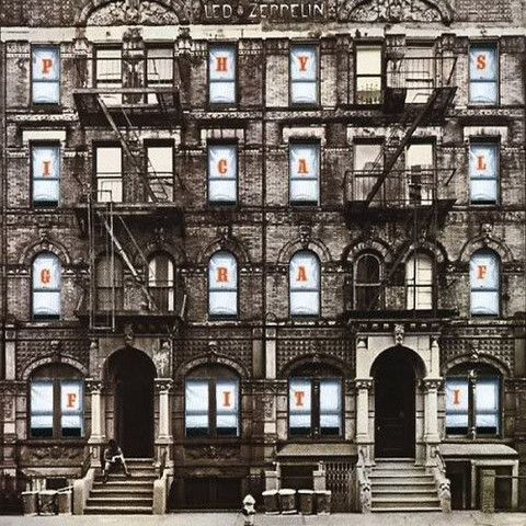 Led Zeppelin Physical Graffiti – Knick Knack Records