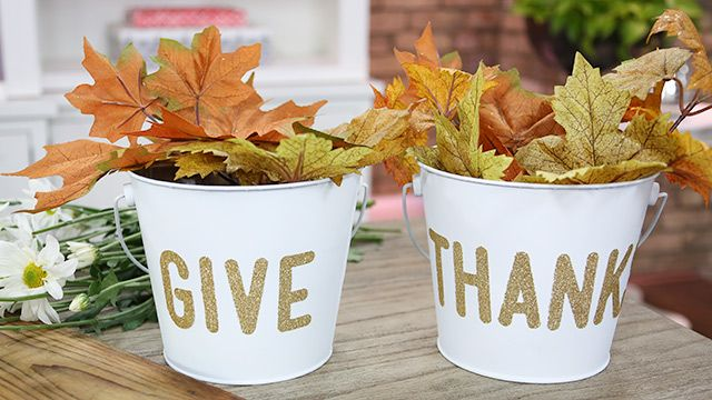 Personalized Centerpieces for Under $10