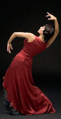 Eva Yerbabuena, flamenco