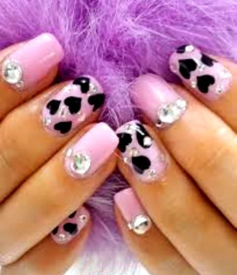 Acrylic Nail Designs Summer 2013 - | NAILS!! | Pinterest