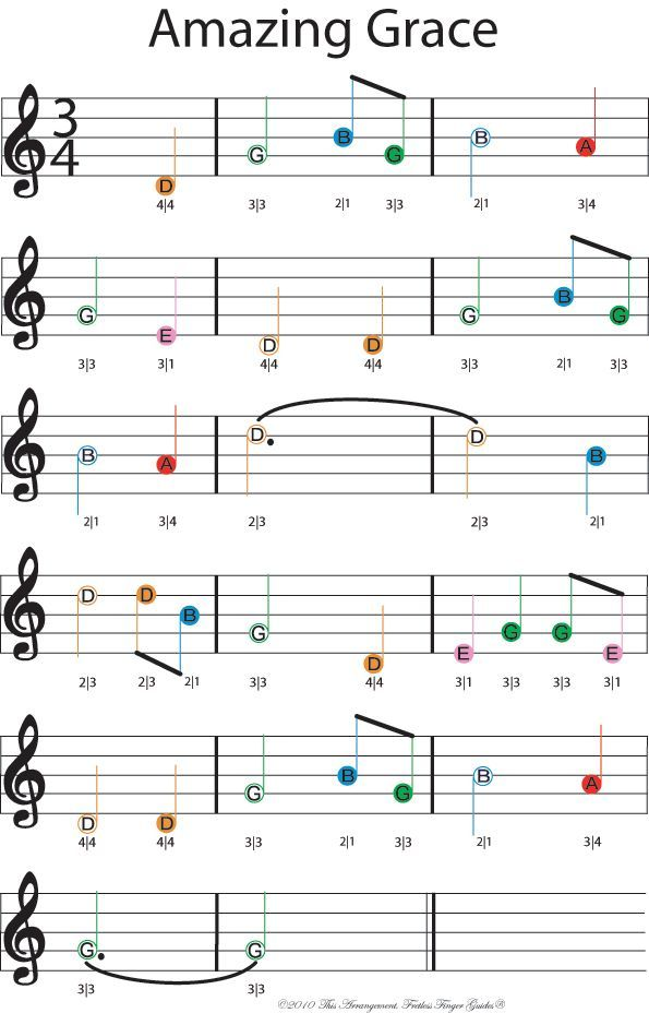 Beginner Violin sheet music - Twinkle  Twinkle little star, amazing grace, The rising sun, and more.