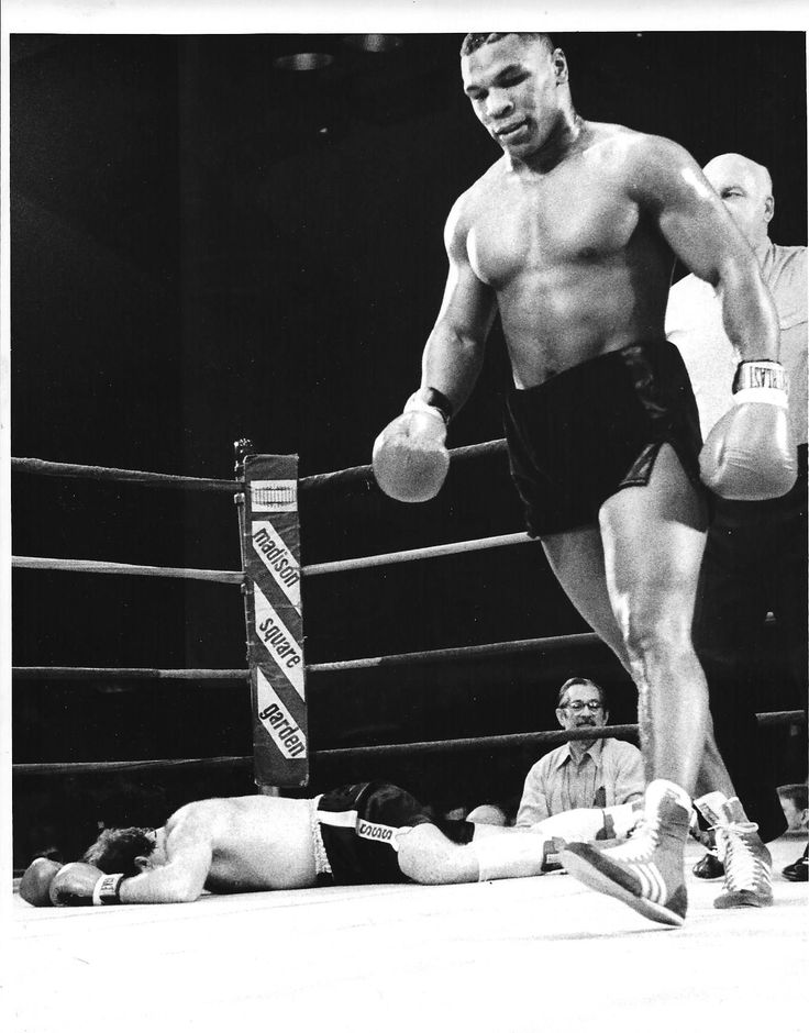 This Day in Boxing December 6, 1985 Mike Tyson KOs Sam Scaff http://boxinghalloffame.com/?p=7474