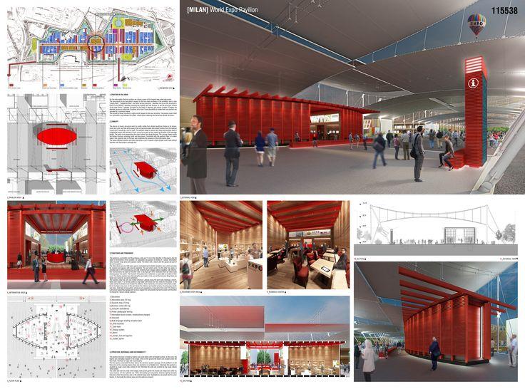 [MILAN] World Expo Pavilion - AC-CA Competition - Andrea Tanganelli Architetto