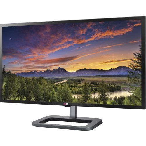 LG Electronics 31MU97C-B 31-Inch Screen LED-lit Monitor. 1st 4k monitor for small monitor category: Digital Cinema 4k. IPS Display with Adobe RGB. Single Stream Transport. DCI-P3 digital Cinema Color Standard. In order to use 10 bit content, customer needs to have Win OS, AMD FirePro or Nvidia Quadro Graphic card and Photoshop application which supports 10bit.