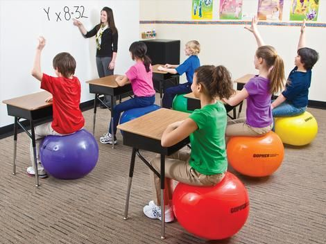 7 Best Stability Ball Seats Images On Pinterest