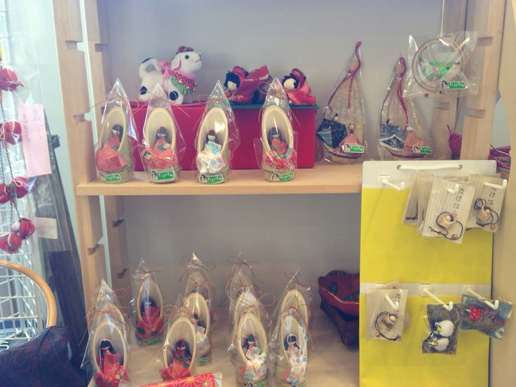 souvenirs shop Takehara  Hiroshima