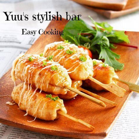 美味しすぎるダイエット食♡鶏むね肉と豆腐のつくね