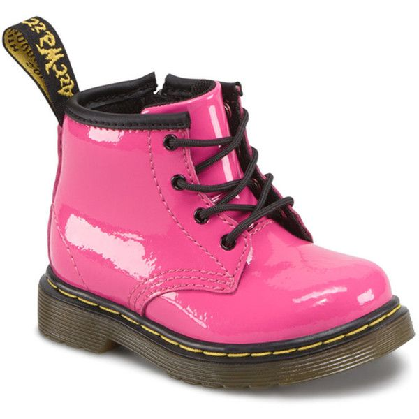 DR. MARTENS Brooklee Toddler shoes Not a fan of pink but baby might like them