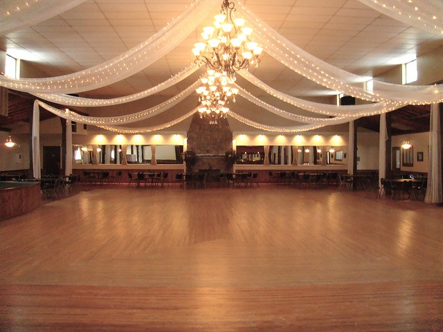 Chandelier Swag The Main Hall By Heidzillas Via Flickr