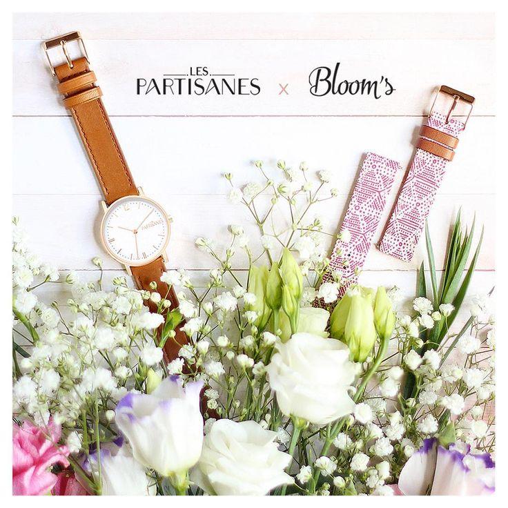 JEU CONCOURS 8)   Direction Instagram pour participer ! A gagner? Le coffret Héroïne du Jour et une box de fleurs Bloom's !!!   GOGOGO ;)
