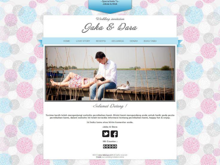 Standart-Pro , desain undangan online  Pro versi murah, hanya di Datangya.com