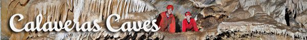 Caving and Caverns in Calaveras County