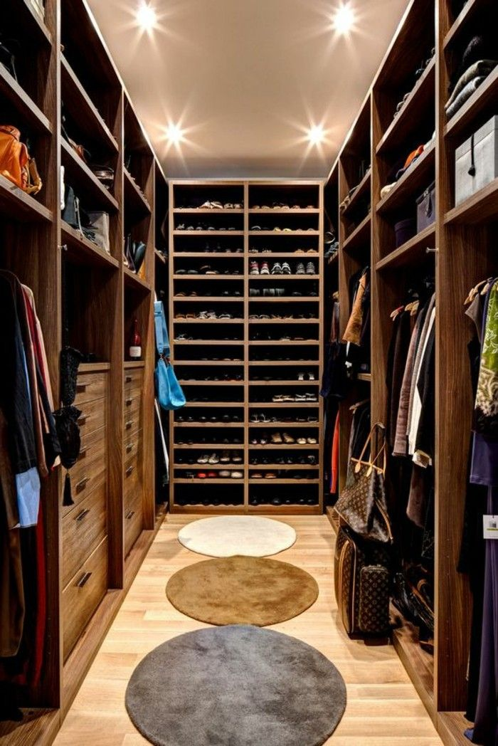 50 best Begehbarer Kleiderschrank images on Pinterest Walk in - neue schlafzimmer look flou