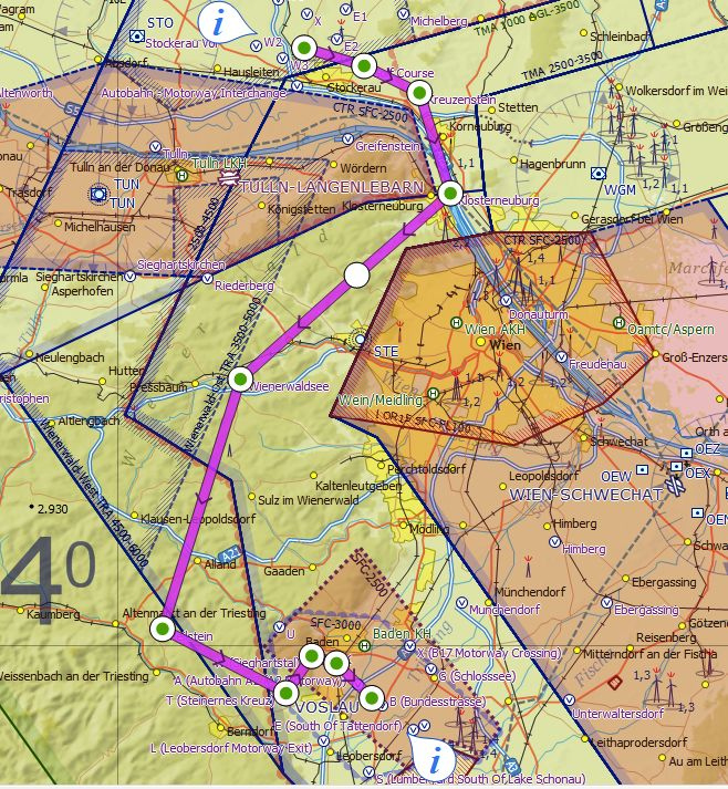 Private Pilot Licence - Navigation
