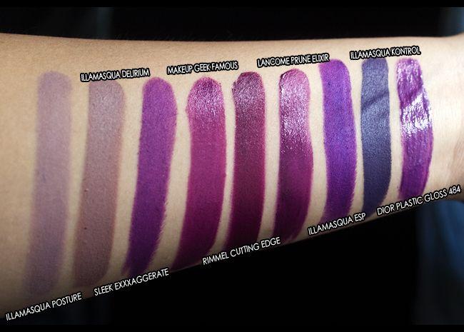 1000+ images about purple lipstick on Pinterest ...