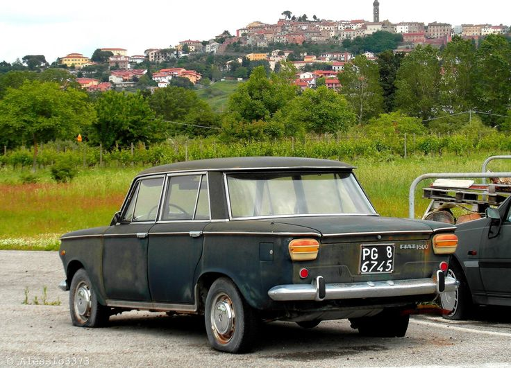 Fiat Old Cars